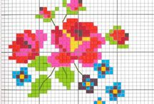 Crafty Stitching - Floral and Nature / by Gillian Taylor