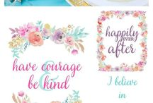 Free Printables / by Harriet Williams