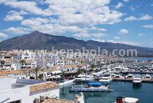 Puerto Banus Views / Views from Benabola Hotel & Apartments.Puerto Banus Marbella http://www.benabola.com/