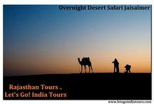 Overnight Desert Safari Jaisalmer / Read blog on Overnight Desert Safari, Jaisalmer  http://letsgoindiatours.blogspot.in/2016/04/overnight-desert-safari-jaisalmer.html