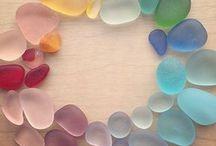 Cristales de mar