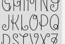 bokstaver
