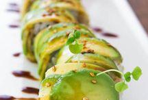 savories: sushi