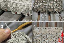 Crochet Bags/ Purses