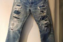 vintage jeans&denim