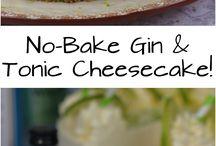 Cheesecake Recipes / Recipes for luscious bake or no-bake cheesecakes and cheesecake bars
