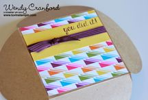 Stampin Up Sweet Taffy DSP