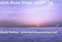 Rann Utsav 2017 -18 / Package Booking Online started, Rann Utsav date 1st November 2017 - 18.