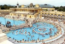 Spas in Budapest and Hungary / With its vast number of natural thermal springs, Budapest must be the world's greatest city of spas and baths