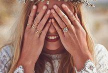 Weddings, Beauty / Looks that inspire a beautiful aesthetic