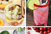 DRINKS diy / Interesting drinks to prepare for friends and family