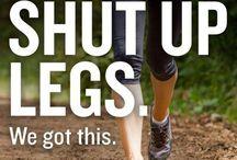 Workouts/running