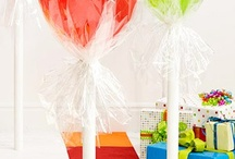 Candy Land party / Candly Land party theme for Aqeeqa party