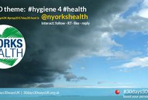 #prepared #health #hygiene #sanitation / Understanding #hygiene and emergency sanitation is important for personal preparedness. Check out these FREE UK RESOURCES. Be prepared, not scared. Find out more about #30days30waysUK by visiting the website at http://30days30waysUK.org.UK