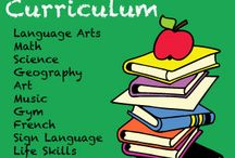 Homeschooling Curriculum / Curriculum options for homeschoolers.