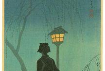 My favourite japanese artworks