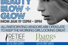 Retief Skin Care Specials / Specials and Events at Retief Skin Center in Nashville, TN