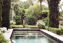 Pool design / Lyras