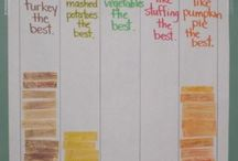 Thanksgiving activity ideas / by Sandie Spangler