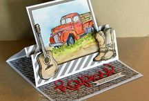 Karten - Country Livin - Stampin' Up