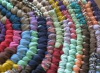 Crafts ... Rag Rugs (bringing Grandma's skills into the 21st century)