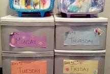 Organizare copii