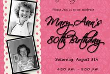 Grandmas 90th Birthday / by Lisa Itel