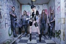 In This Moment / my favorite band