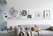 Fotolijsten plank
