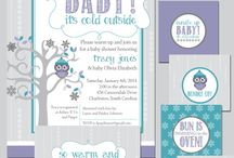 Bundle Up Baby Shower