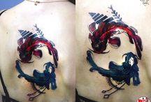 Tattoo / Coś co mnie zainspirowało :)