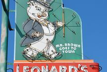 Vintage signs / by Shelley Widick
