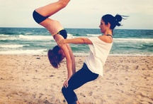 Workout with your partner / Are you searching for a workout partner? Sportomato is the best application for that.