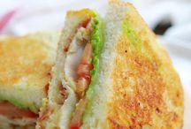 sandwich / by Toni Llewellyn