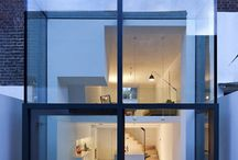 Beautiful House Extension Ideas / I've collected a bunch of pictures from around the web showing great, well-designed, well planned out house extensions, mostly from London, England (United Kingdom). / by Faissal Khan