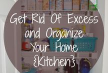 Kitchen Cleaning / Clean up your kitchen! Tips, tricks, and tutorials for making the best of the heart of your home.
