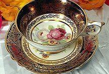 teacups & teapots I wish I had / by ༺♥༻ Charlotte Hill Edsall ༺♥༻