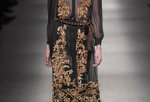 Italian renaissance fashion inspired