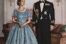 Elizabeth and Philip.