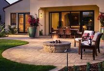 Outdoor Living / Create a new outdoor living space using hardscaping.