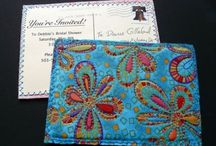 Doll Quilts and Miniature Quilts / Pretty little things, including quilted postcards