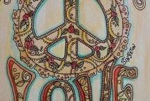 Namaste / Mind body spirit