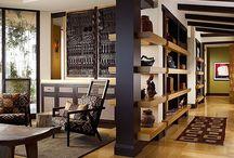 Living room modern / Modern interior design