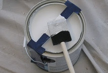 Painting Tips and Helps / So much painting to do in this old house! / by Tara Tarbet