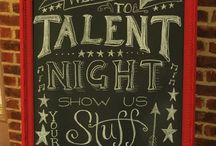 Talent Show Ideas