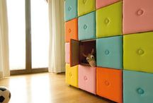 kids rooms / great ideas for the rooms that collect the most clutter