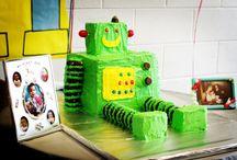 Robot Party / by Teresa Thiemann
