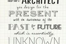 deep thoughts & discussion / Articles & quotes about design, technology, & architecture.