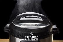 Recipes pressure cooker