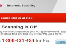Contact 1-800-431-454 Fix McAfee Real Time Scanning Issue